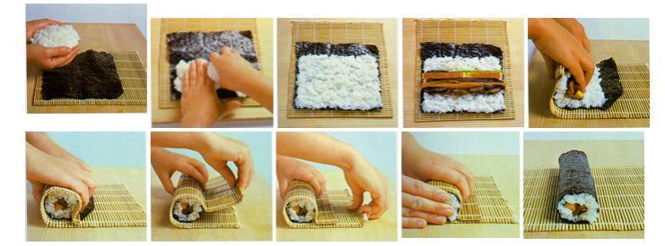 Как готовить в домашних условиях суши и роллы