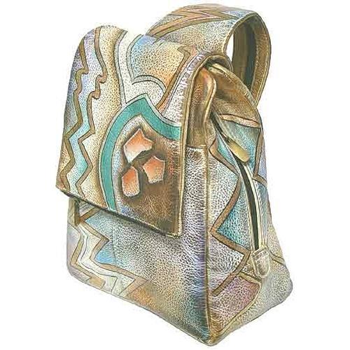 Как сшить рюкзак из кожи своими руками